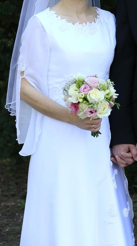 Svadobné šaty 36, 36