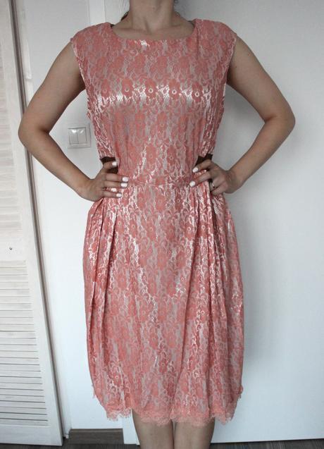 Koktejlové šaty, XXL