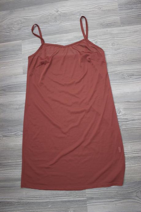 Košeľové šifónové šaty, XL