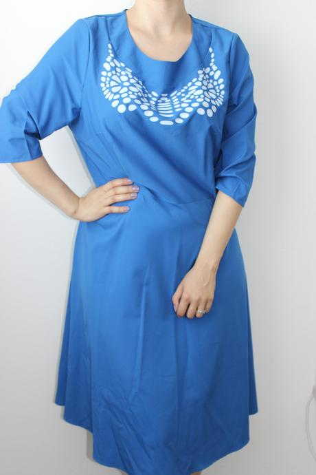 Letné šaty, XXL