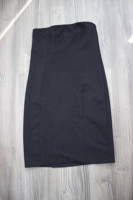 Tepláková puzdrová sukňa, M