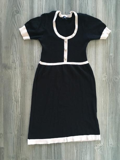 Úpletové šaty, F&F, S