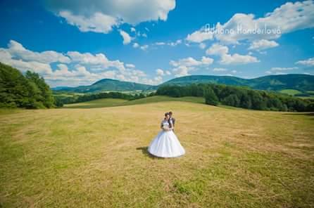 svatebni saty od emmi mariage vel.38-40, 38
