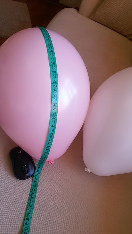 Nepoužite balónky ,