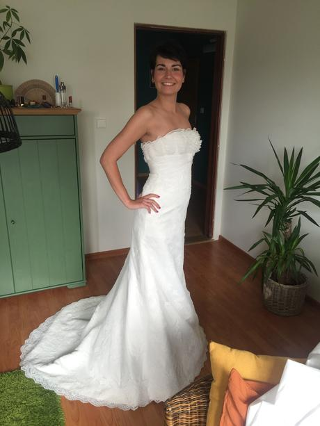 Svatební šaty White One od St. Patrick 36/38, 38