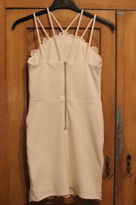 Krátke svadobné šaty vel 36/S, 36