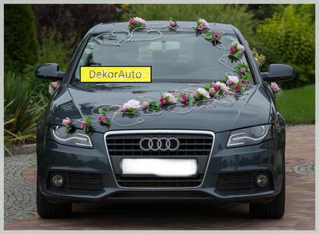 DekorAuto  NELA ružová,