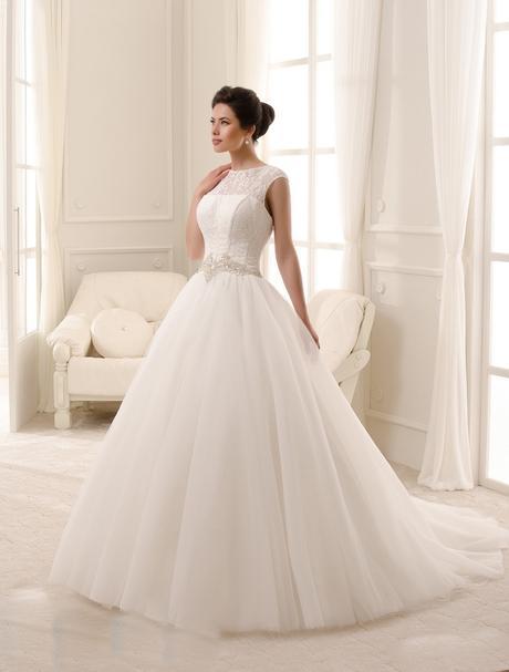 Svadobné šaty NOVÉ 16-115, 40