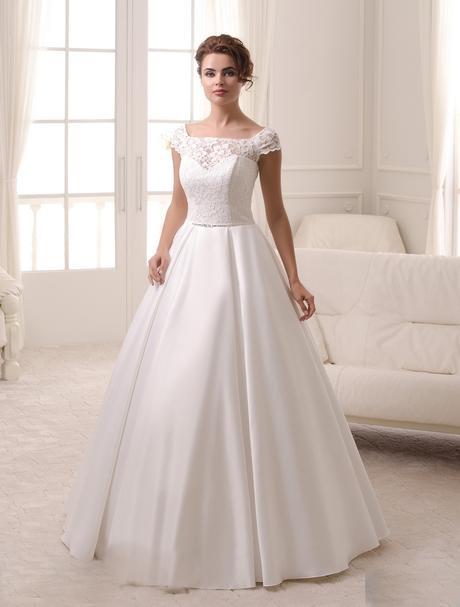 Svadobné šaty NOVÉ 16-186, 40