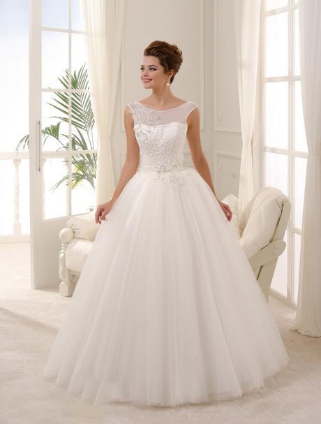 Svadobné šaty NOVÉ 16-65, 38