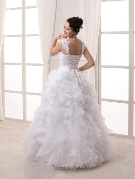 Svadobné šaty NOVÉ 16-67, 40