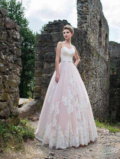 Svadobné šaty NOVÉ 2017-07, 38