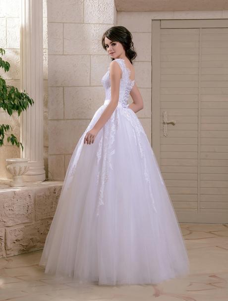 Svadobné šaty NOVÉ 2018-119, 40
