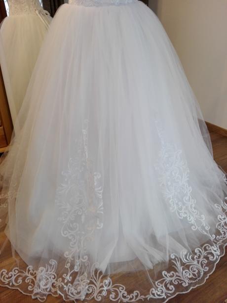 Svadobné šaty NOVÉ , 38