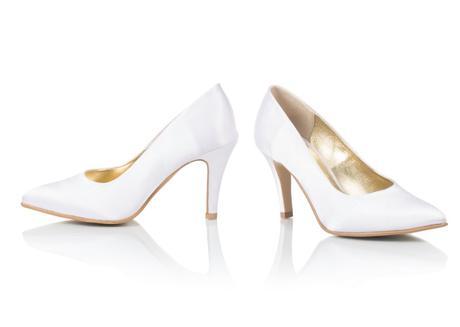 Svadobné topánky -Exklusive collection, 38