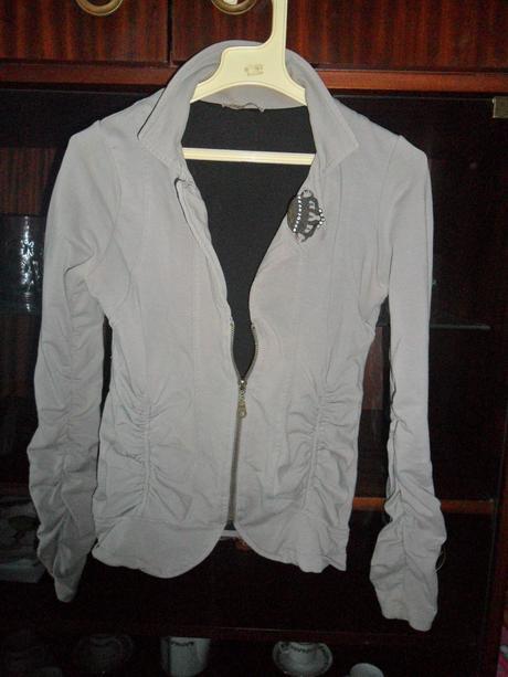 Športovo-elegantný kabátik, S