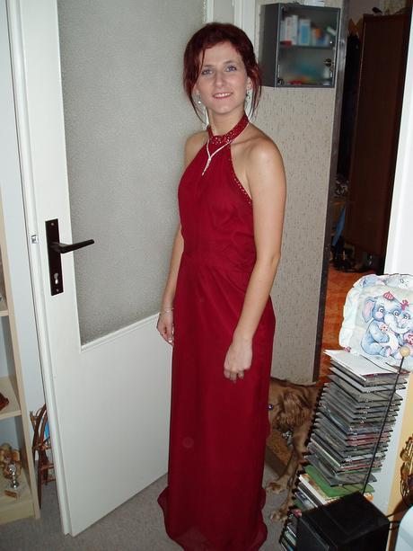 Společenské šaty pro družičky,na ples, 36