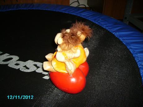 Opice na srdiečku,