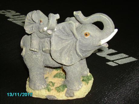 Slony pre šťastie/aj jednotlivo,