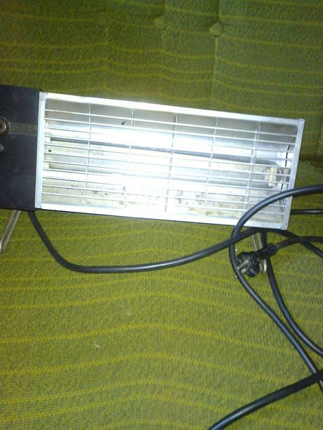 Elektrický ohrievač,