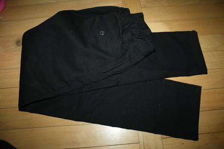 Chlapecké společenské kalhoty - vel. 158, 158