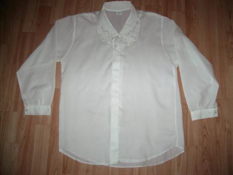 dámska biela košeľa veľ.M, 40