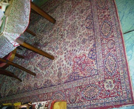 perzský koberec 3,00 x 2,05 metra,