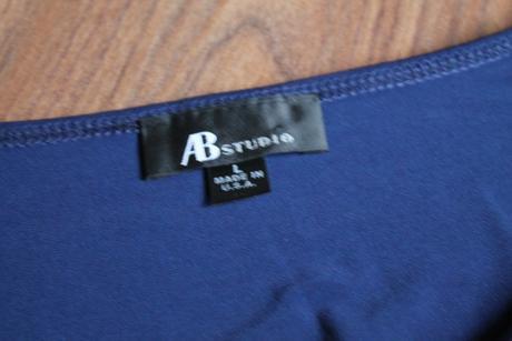 tričko - neoblečené, L
