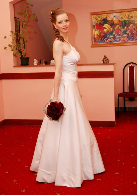 svadobne šaty 36-40, 38