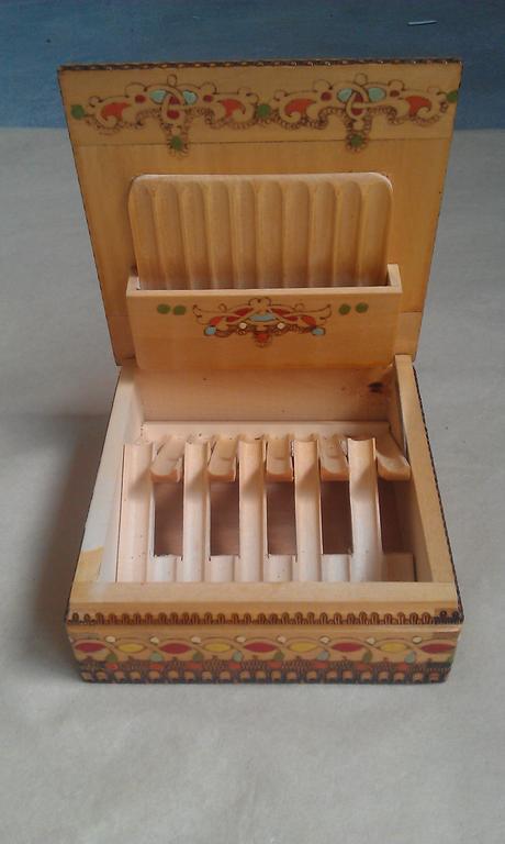 Škatuľka na cigarety,
