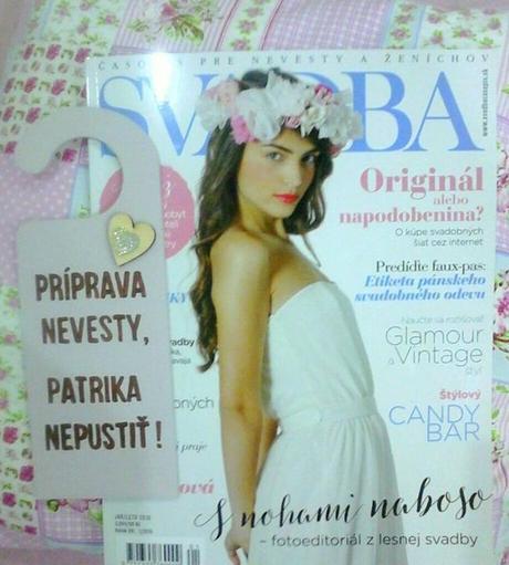 Časopisy Svadba,