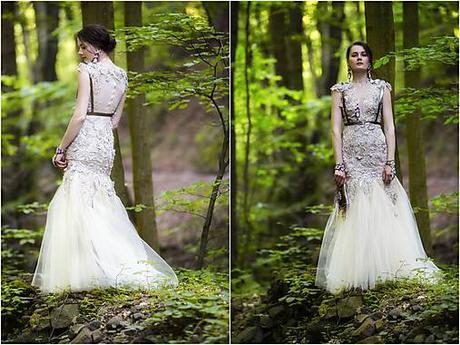 Originálne šaty z Atelier de Couture , 36