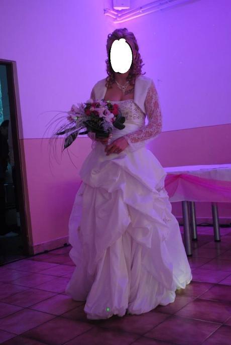 šaty svadobné, 36