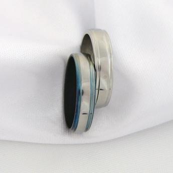 Pár snubních prstenů Wilchur,