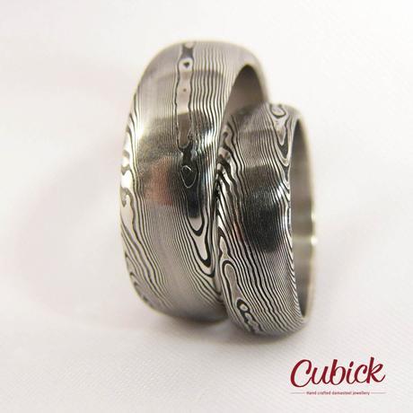 Snubní prsteny Rubir,