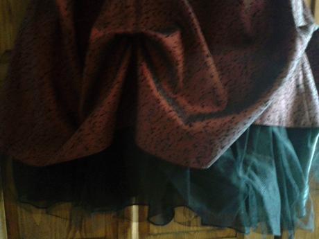 popolnočné/spoločenské šaty , 42