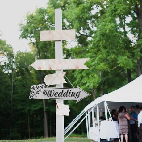 svadobná šípka wedding,