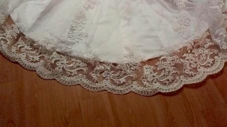 Svatební šaty. , 40