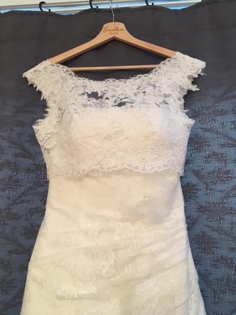 Svadobné šaty holandskej značky Ladybird, 36