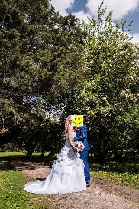 Biele korzetové svadobné šaty, 38