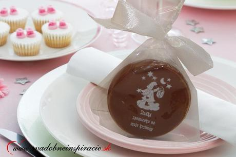 "Čokoládka na KRST ""DUKÁTIK"","