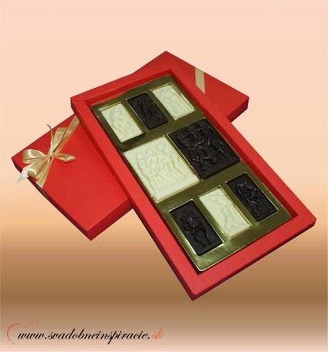 Čokoládová bonboniérka KAMASUTRA,
