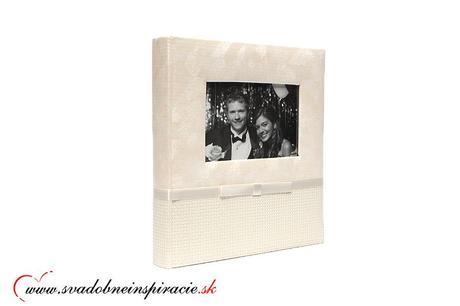 Elegantný svadobný fotoalbum DIANE Classic,