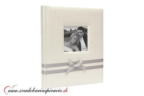 Elegantný svadobný fotoalbum KAREN,