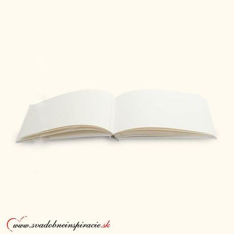 Kniha hostí/Fotoalbum SATIN Classic (30 strán) ,