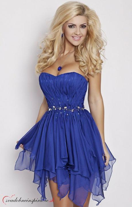 03ab0cd5e89f Nádherné spoločenské šaty tiffany
