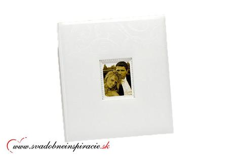 Nádherný svadobný fotoalbum ALICIA Classic,