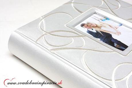 Nádherný svadobný fotoalbum EMA Classic,