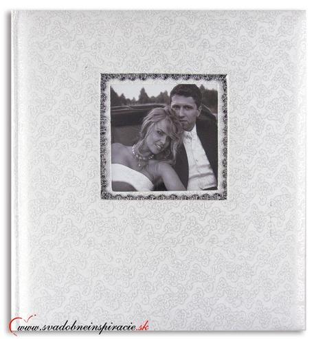 Nádherný svadobný fotoalbum GRETA Classic,