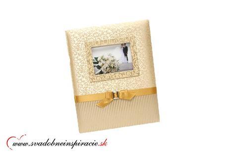 Nádherný svadobný fotoalbum LAURA Classic (40stran,